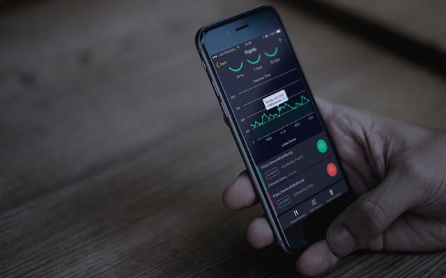 Siempre conectado con la App Móvil de Pingrely